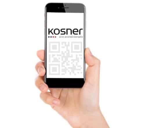 Códigos QR Kosner