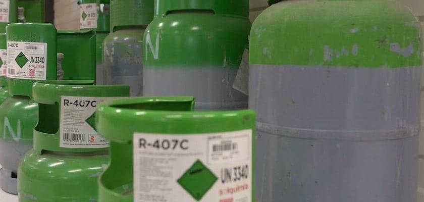 normativa gases fluorados