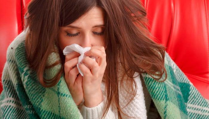 resfriado calefaccion